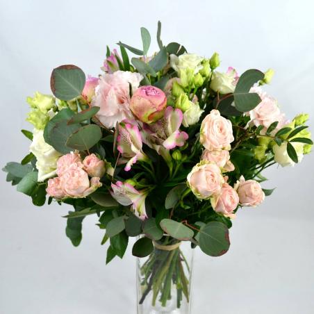Bouquet rond amitié (Taille M 48€)