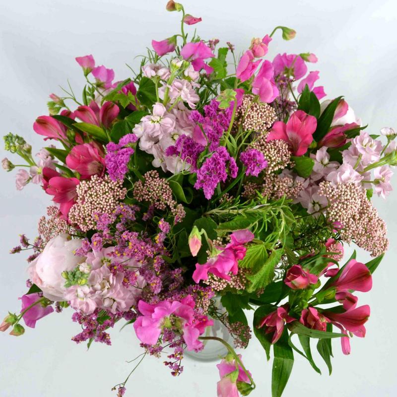 Bouquet champêtre Cronos