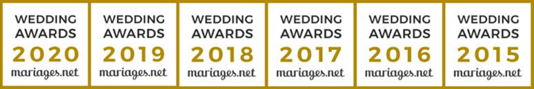 Wedding Awards Mariages.net - Les Fougères